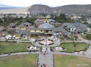 Mitad del Mundo, Quito